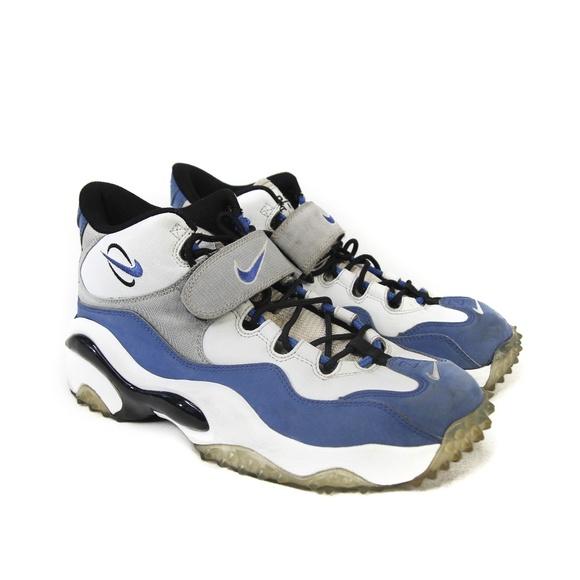 18303fb540 Nike Shoes   Vtg 2006 Air Zoom Turf Barry Sanders Sneakers   Poshmark